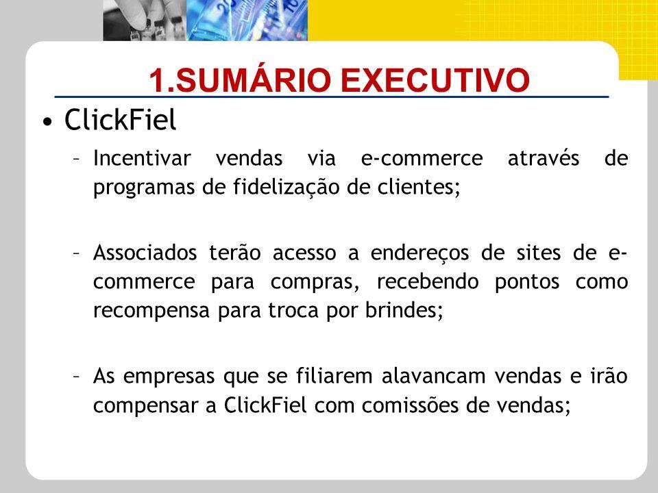 1.SUMÁRIO EXECUTIVO ClickFiel
