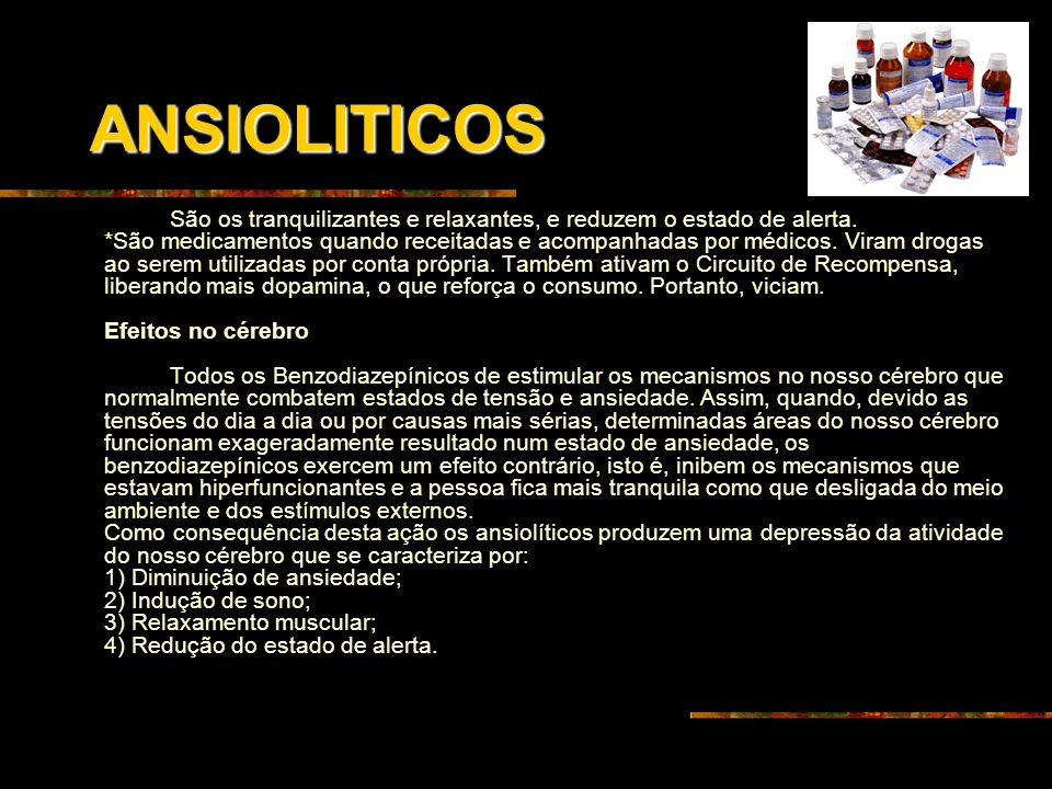 ANSIOLITICOS
