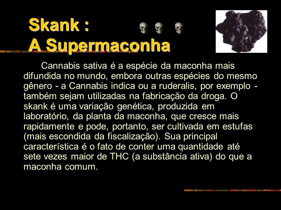 Skank : A Supermaconha