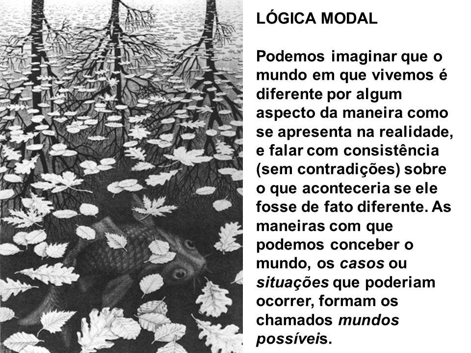 LÓGICA MODAL