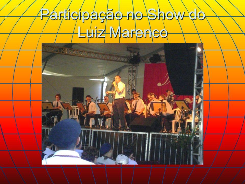 Participação no Show do Luiz Marenco