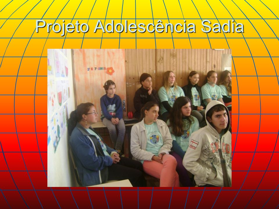 Projeto Adolescência Sadia