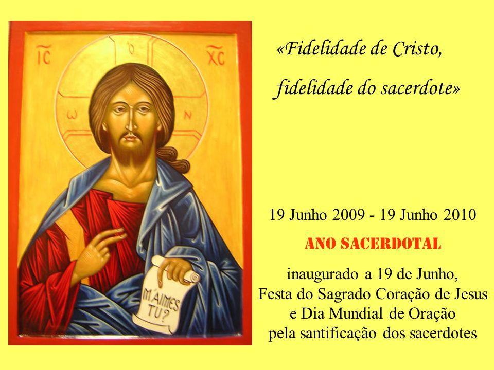 fidelidade do sacerdote»