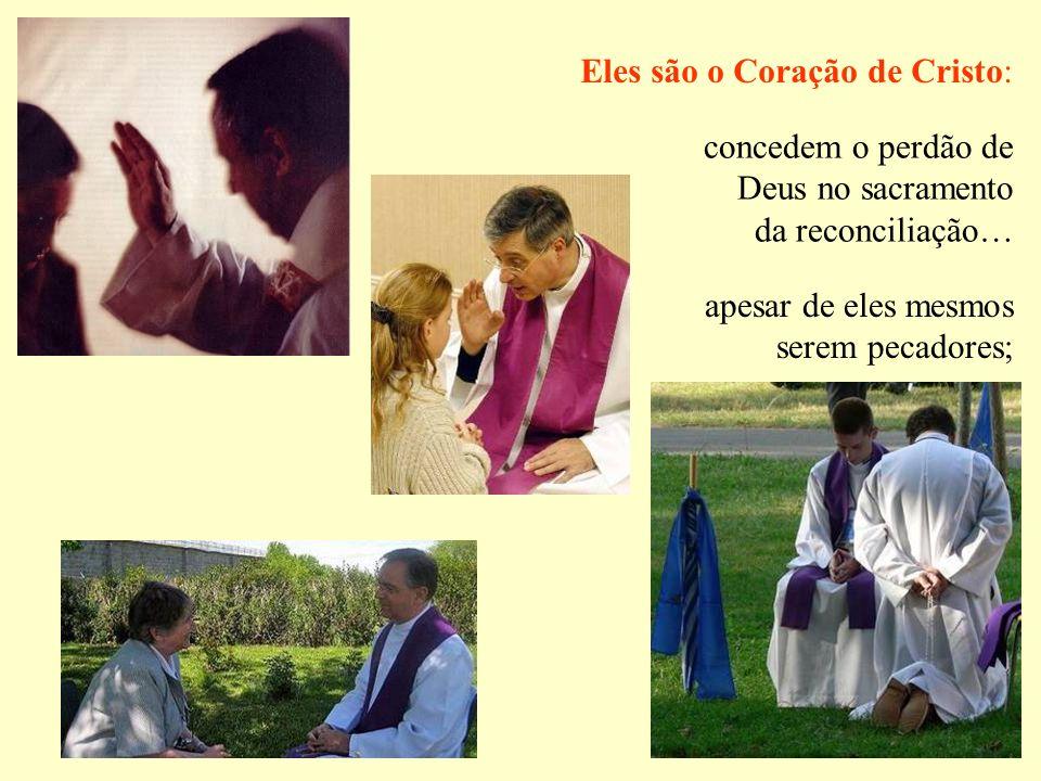 Eles são o Coração de Cristo: