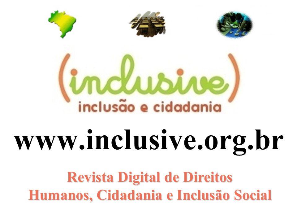 Revista Digital de Direitos Humanos, Cidadania e Inclusão Social