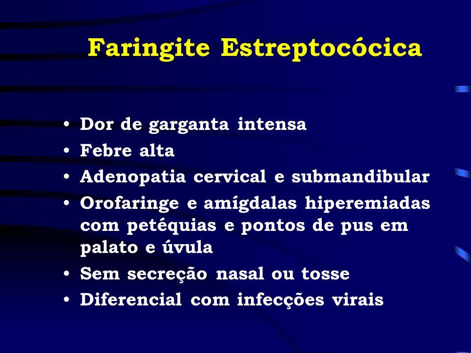 Faringite Estreptocócica