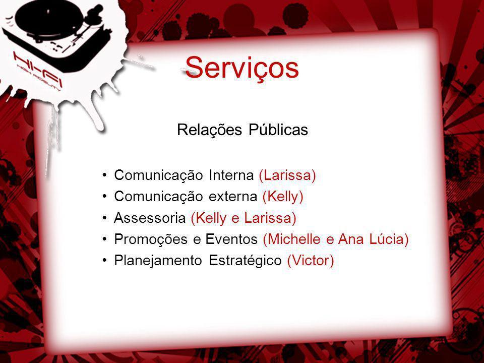 Serviços Relações Públicas Comunicação Interna (Larissa)