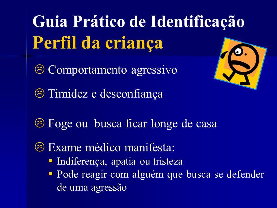 Guia Prático de Identificação Perfil da criança