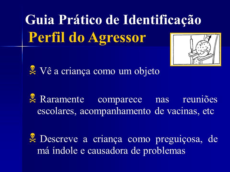 Guia Prático de Identificação Perfil do Agressor