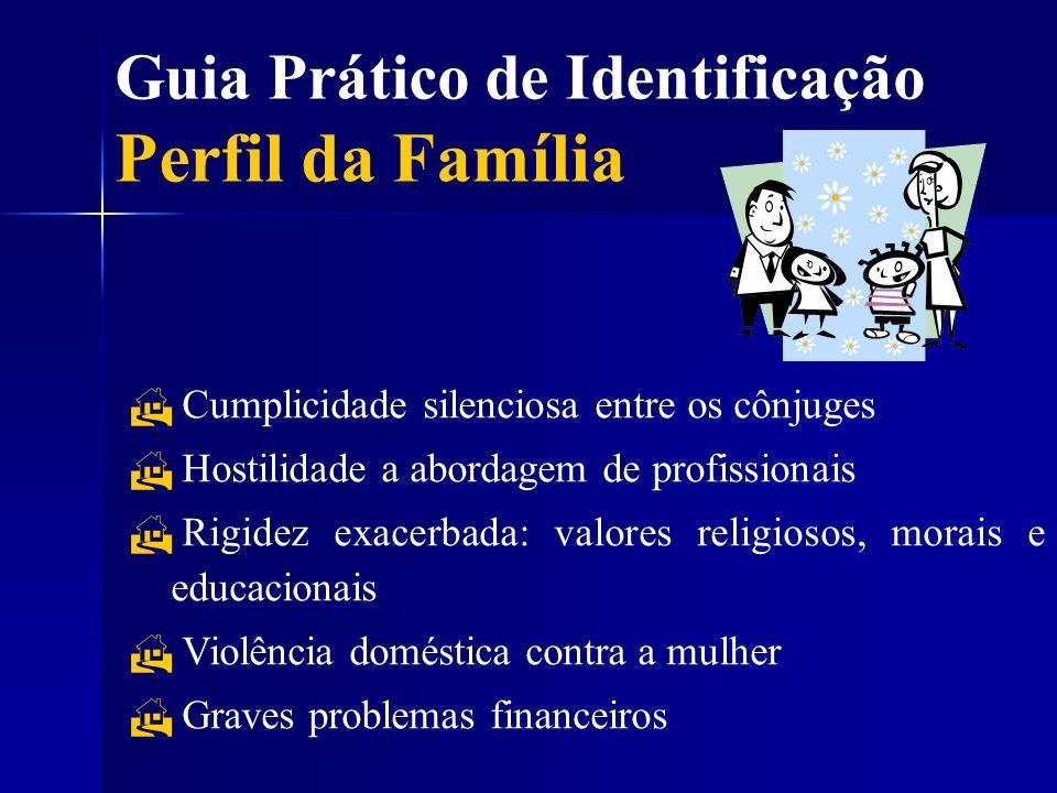 Guia Prático de Identificação Perfil da Família