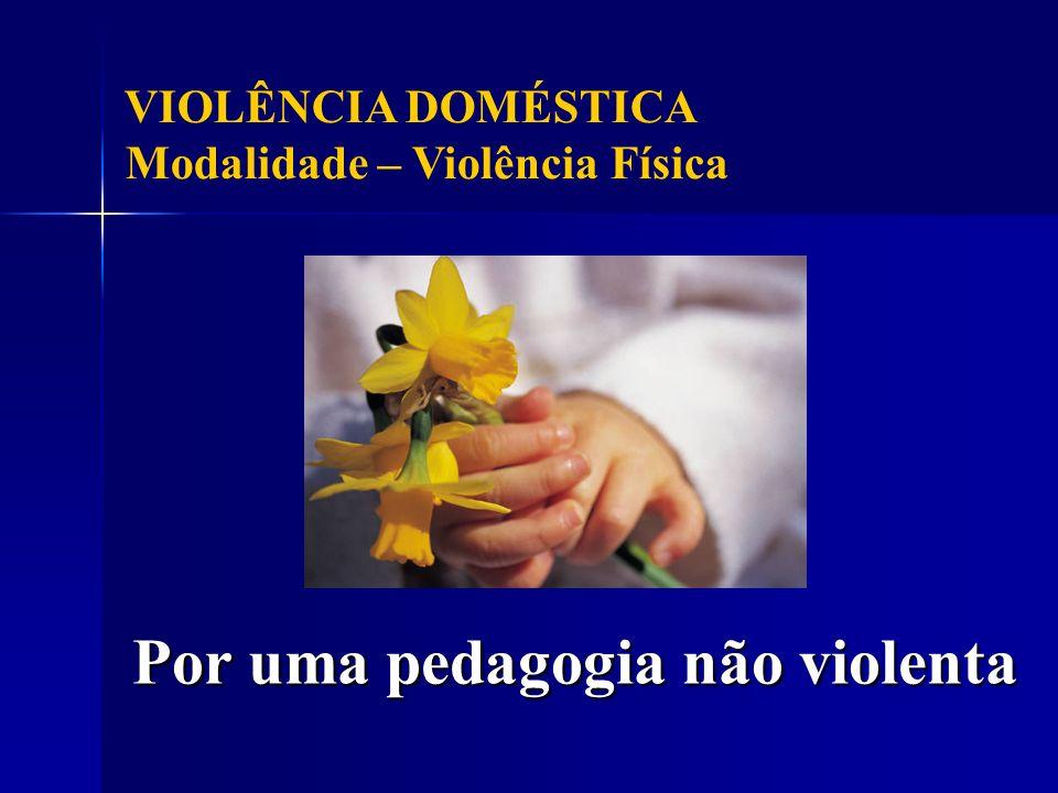 Por uma pedagogia não violenta