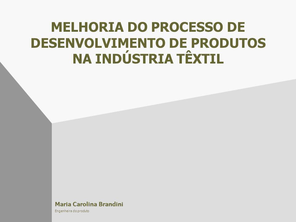 Maria Carolina Brandini Engenheira do produto