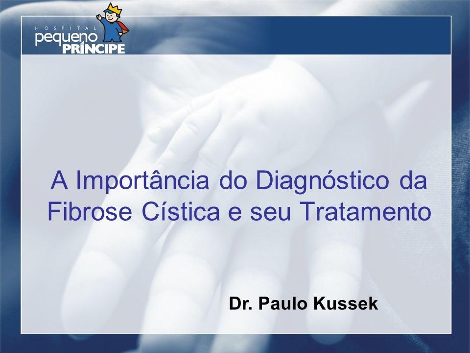 A Importância do Diagnóstico da Fibrose Cística e seu Tratamento