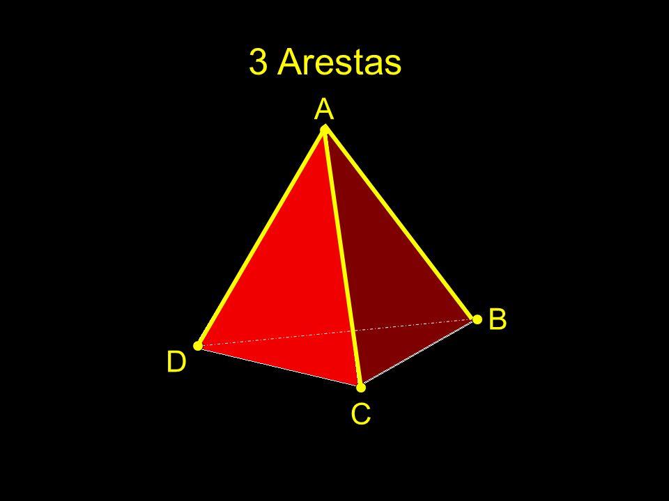 3 Arestas A B D C