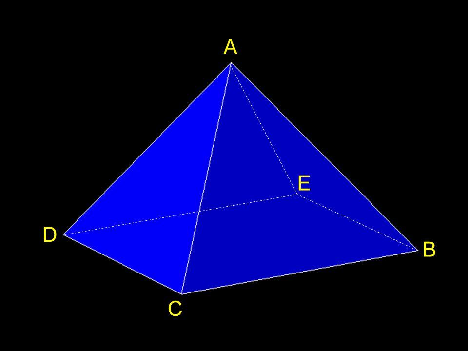 A E D B C