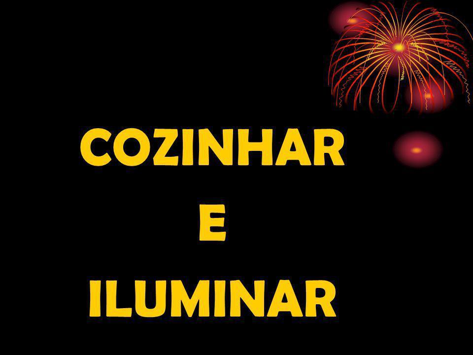 COZINHAR E ILUMINAR