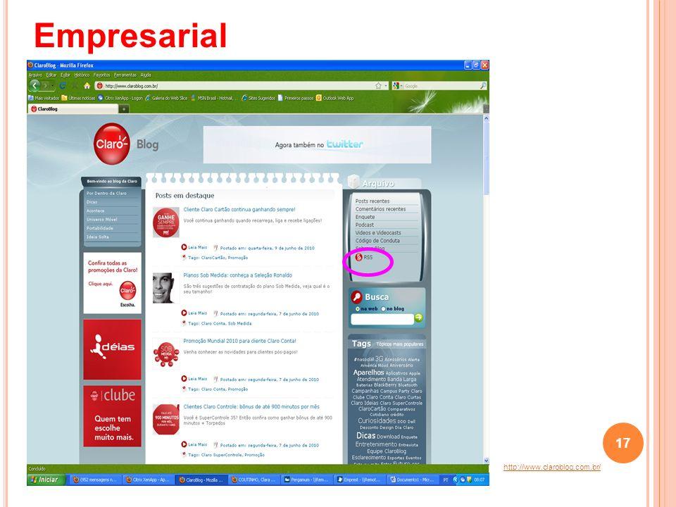 Empresarial http://www.claroblog.com.br/