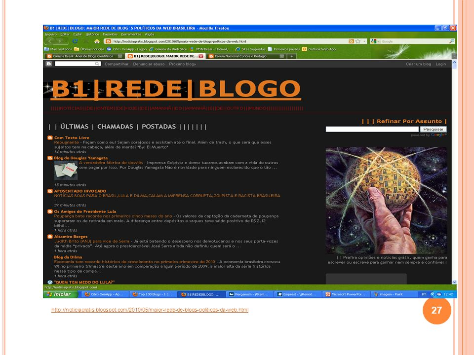 http://noticiagratis. blogspot