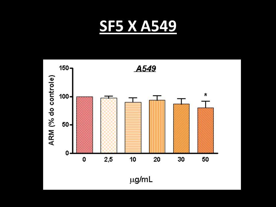 SF5 X A549