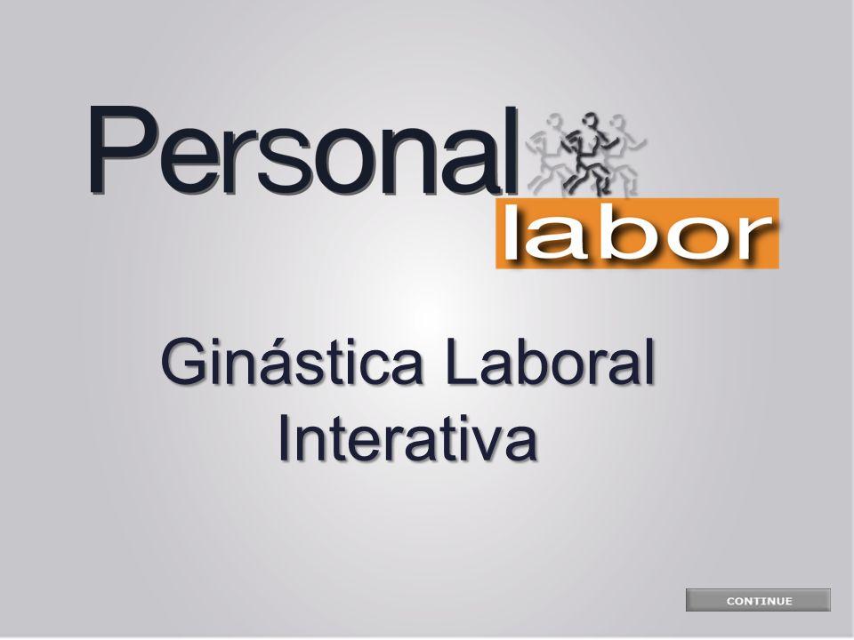 Ginástica Laboral Interativa