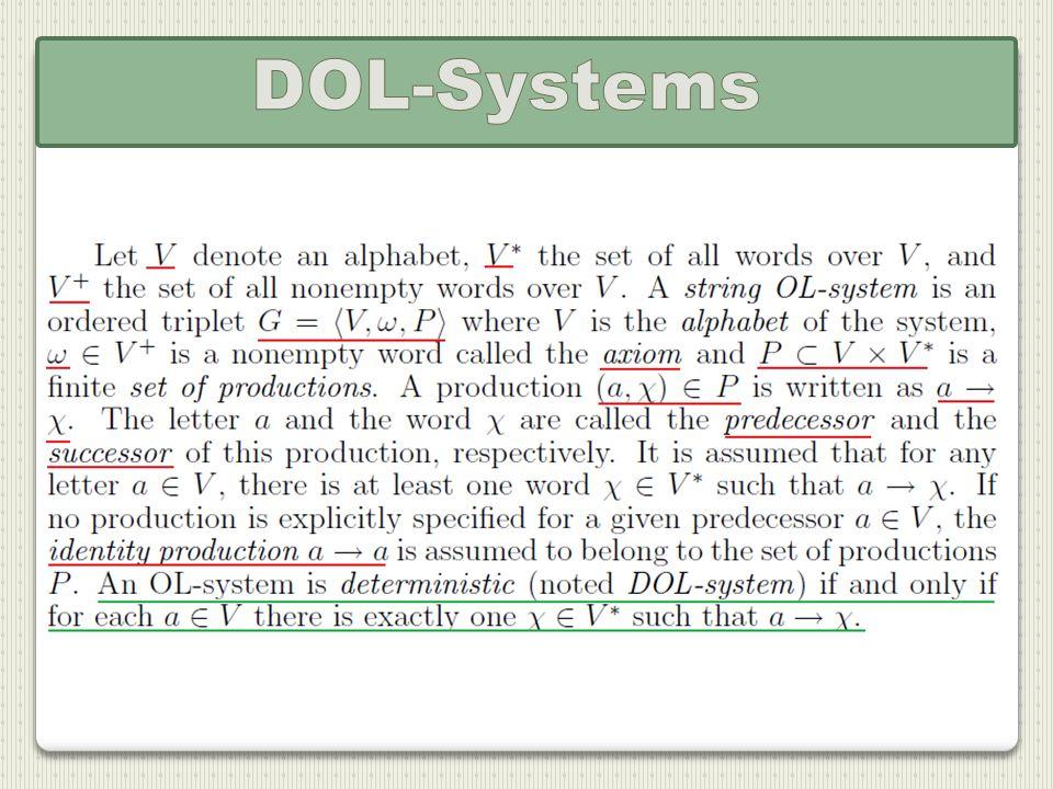 DOL-Systems