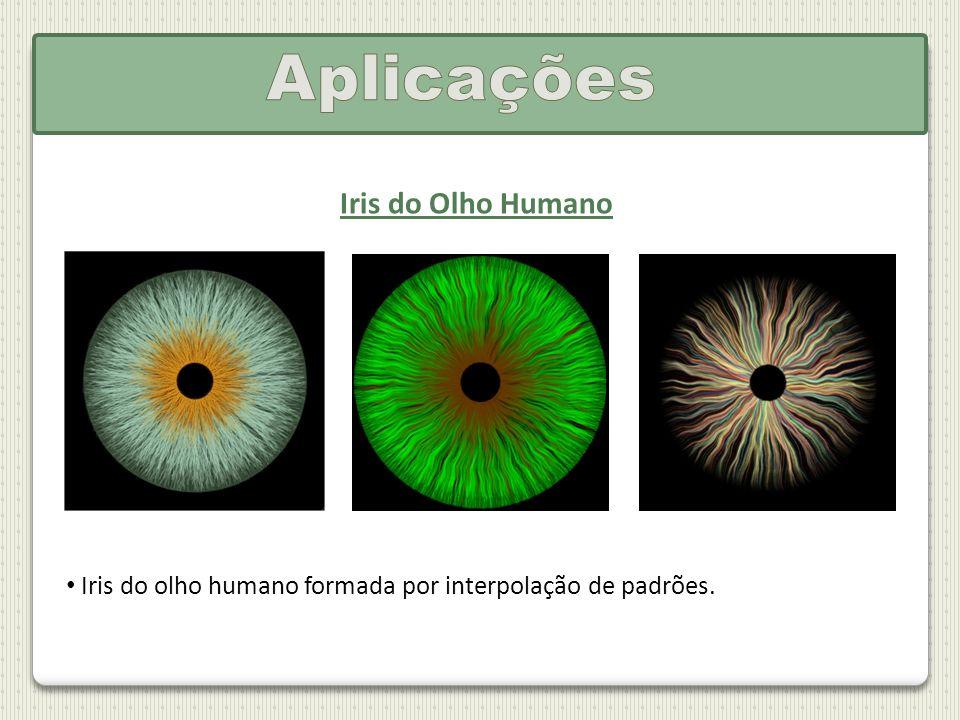 Aplicações Iris do Olho Humano