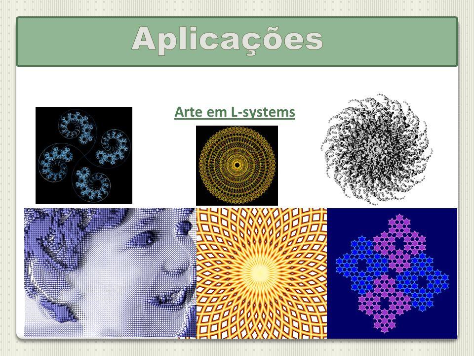Aplicações Arte em L-systems