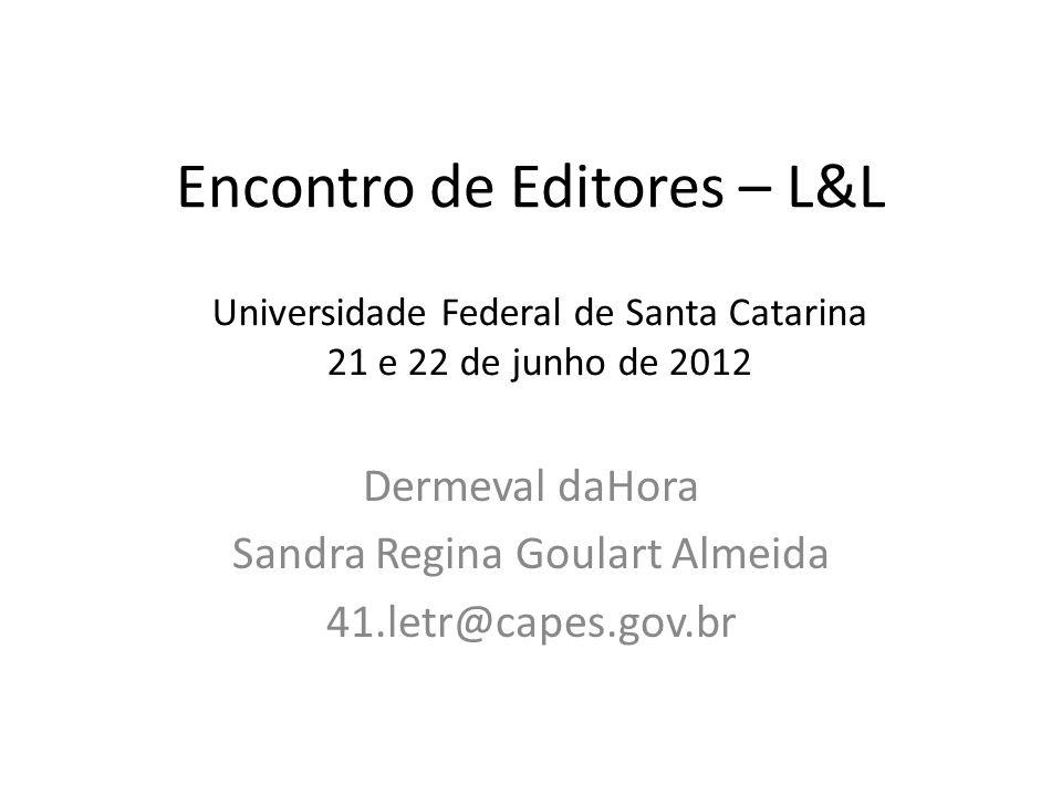 Encontro de Editores – L&L