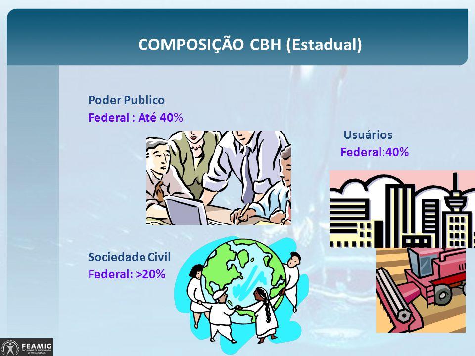 COMPOSIÇÃO CBH (Estadual)