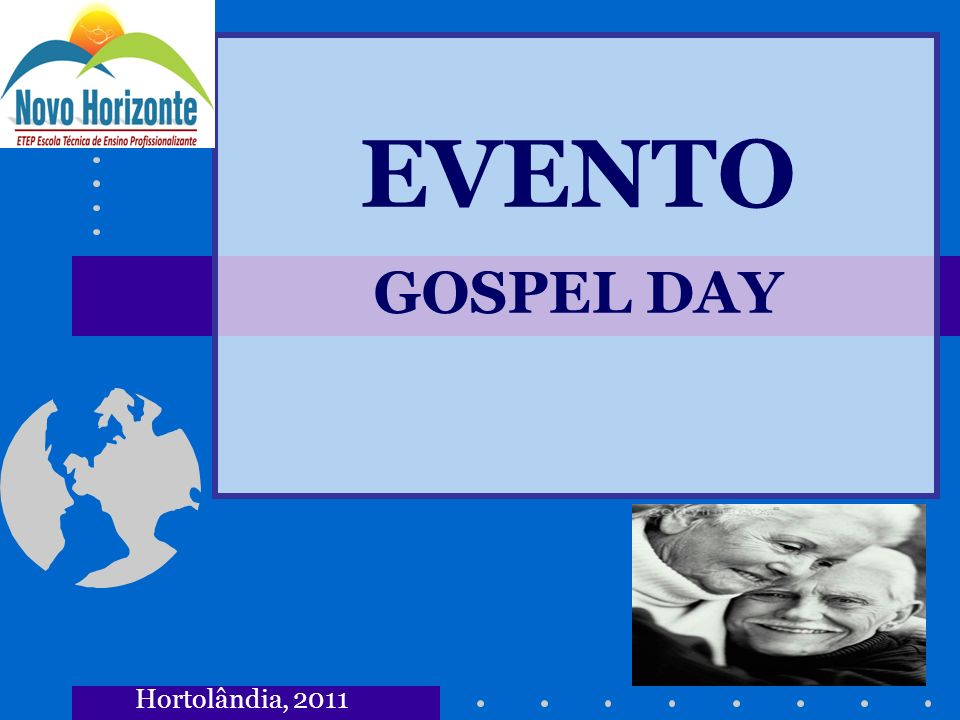 EVENTO GOSPEL DAY Hortolândia, 2011