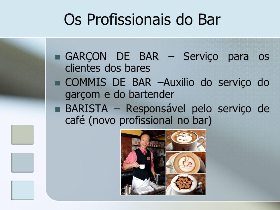 Os Profissionais do Bar