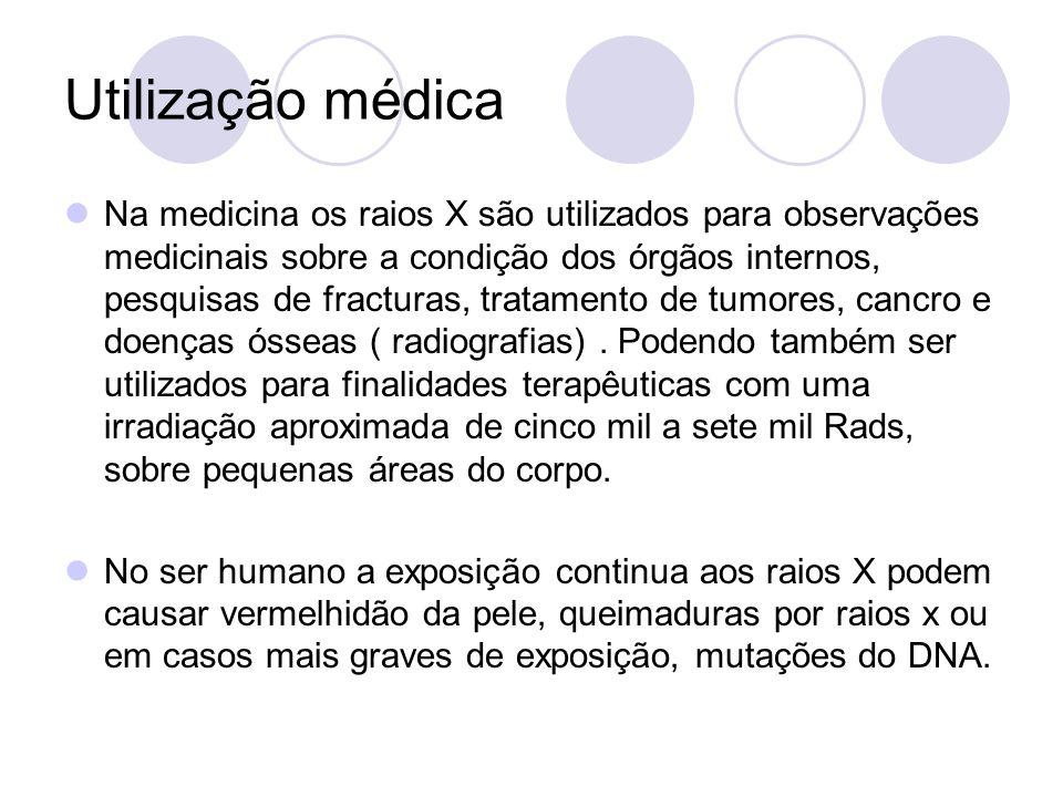 Utilização médica