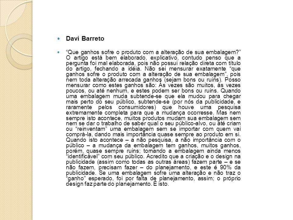 Davi Barreto