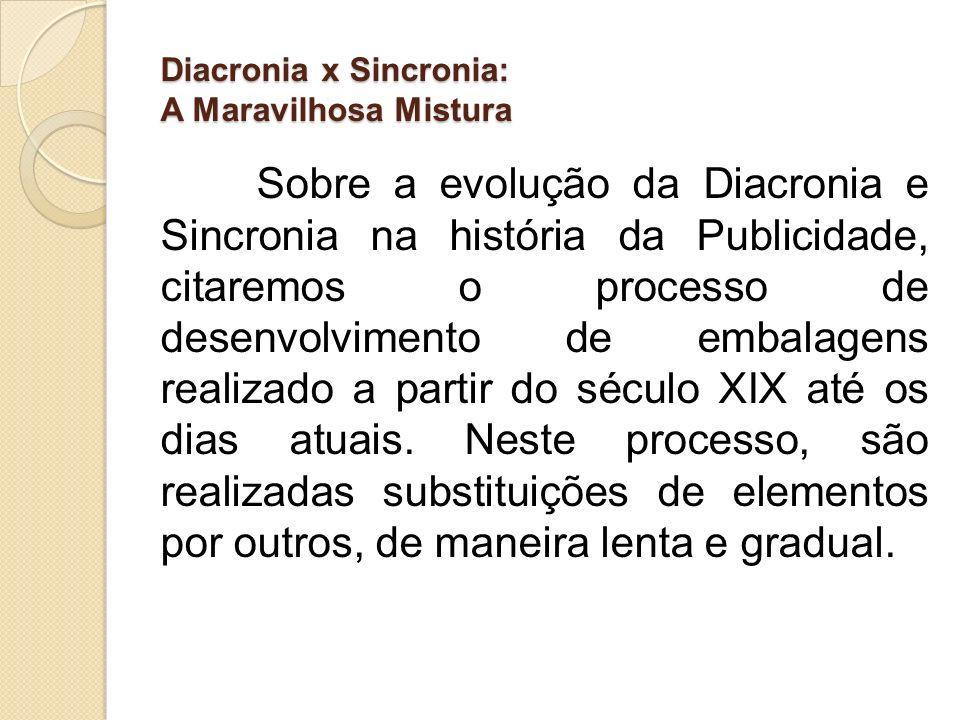 Diacronia x Sincronia: A Maravilhosa Mistura