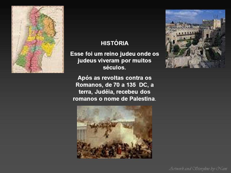 Esse foi um reino judeu onde os judeus viveram por muitos séculos.