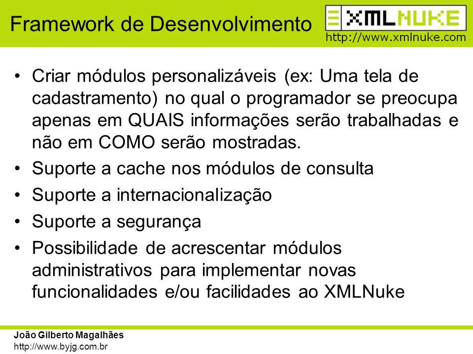 Framework de Desenvolvimento