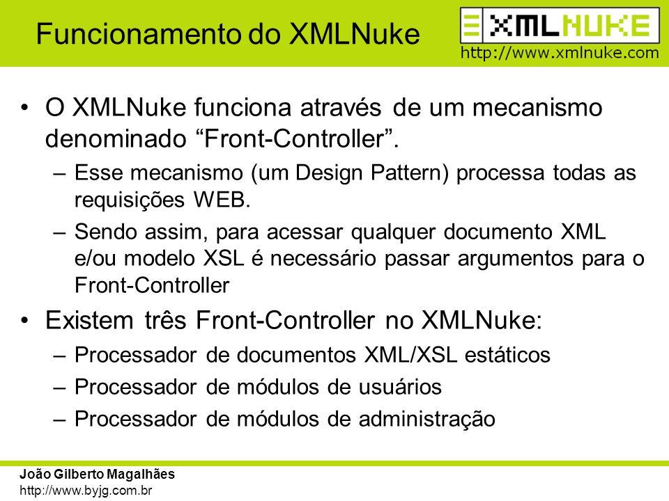 Funcionamento do XMLNuke