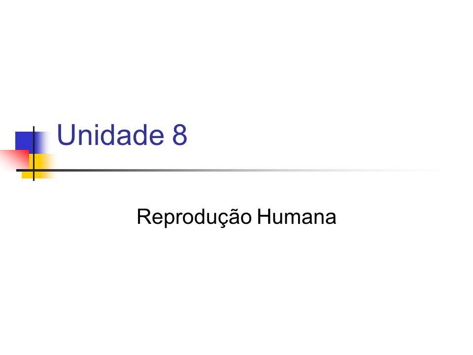 Unidade 8 Reprodução Humana