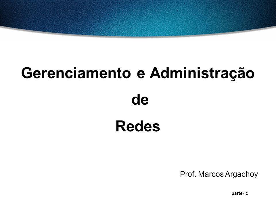 Gerenciamento e Administração