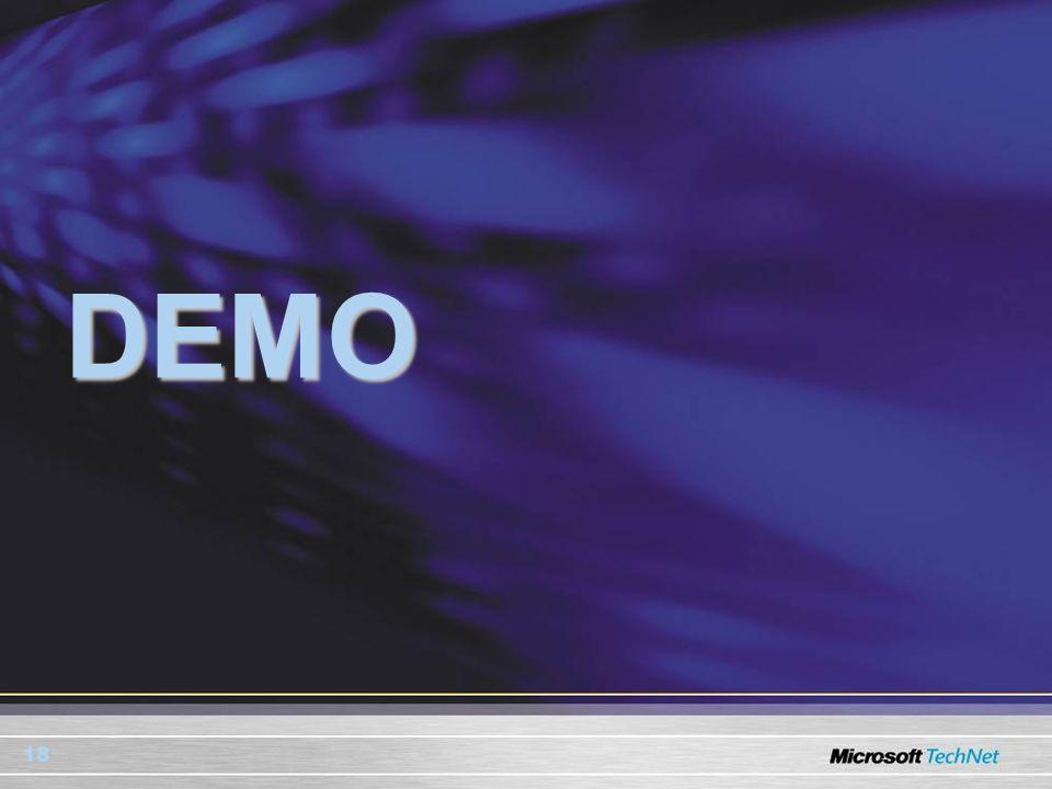 DEMO Hardware básico.
