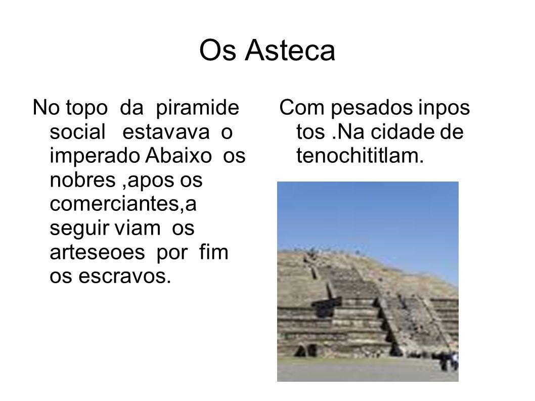Os Asteca