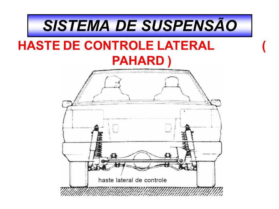 HASTE DE CONTROLE LATERAL ( PAHARD )