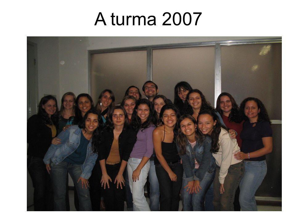 A turma 2007