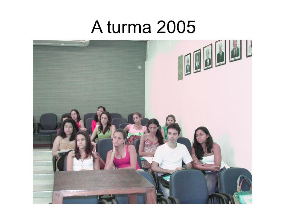 A turma 2005