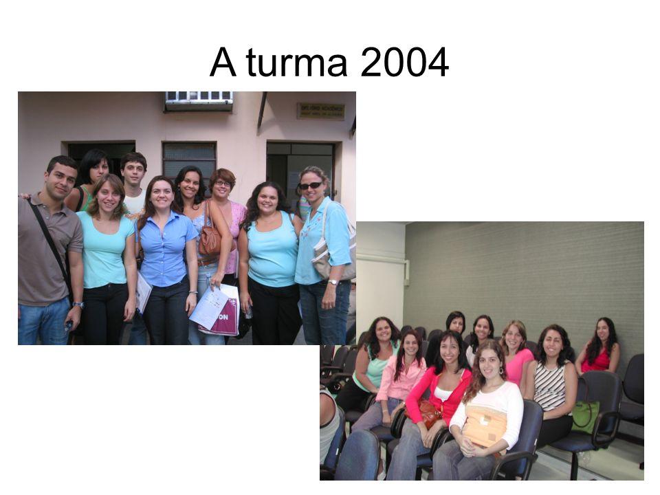 A turma 2004