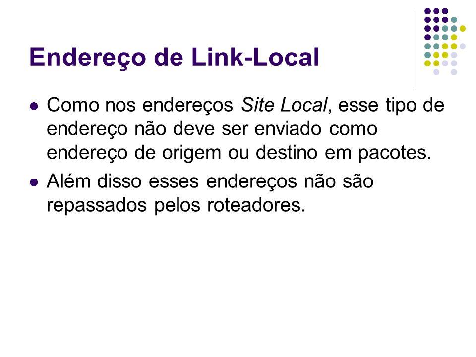 Endereço de Link-Local