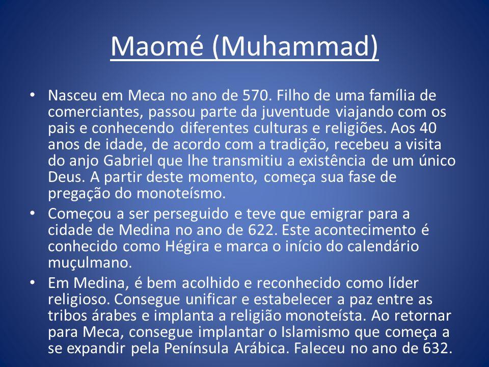 Maomé (Muhammad)