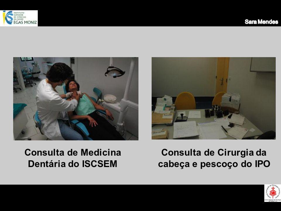 Consulta de Medicina Dentária do ISCSEM