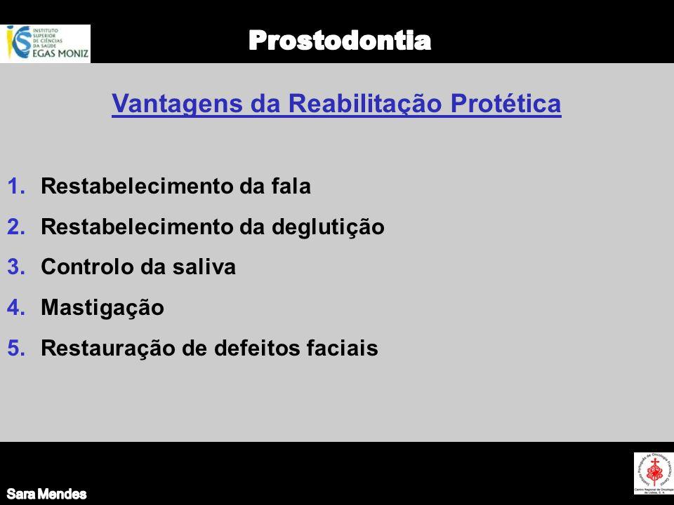 Vantagens da Reabilitação Protética