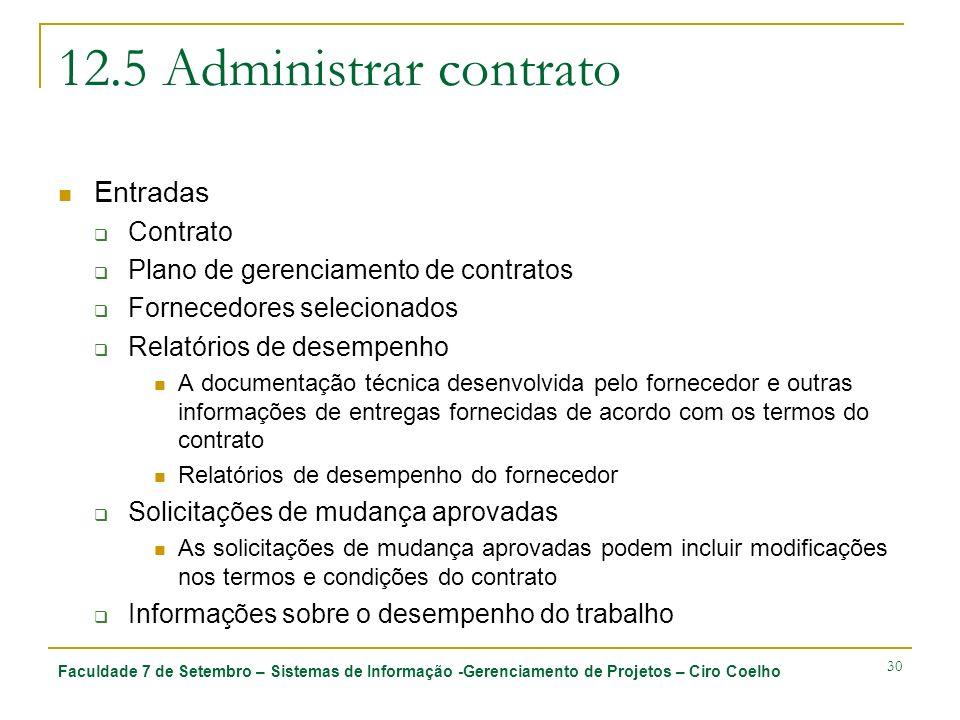 12.5 Administrar contrato Entradas Contrato